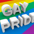 Stock Photo: Gay pride