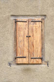 Old Wooden window — Stockfoto