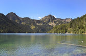 Sant maurici sjön — Stockfoto