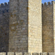 Stock Photo: castle walls