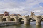 Ponte di toledo — Foto Stock