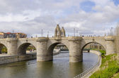 Bridge of Toledo — Stock Photo