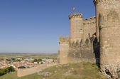 Castle of Belmonte — Stock Photo
