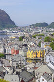 Alesund view — Stock Photo