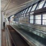 Airport corridor — Stock Photo #49877683