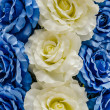 Artificial roses — Stock Photo #50736569