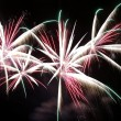 Stock Photo: Fireworks Display
