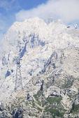Mount Zugspitze — Stock Photo