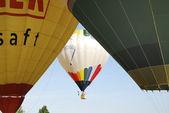 Heißluft-ballon-festival — Stockfoto