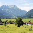 Village in Tirol - Stockfoto
