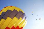Festival di aerostato di aria calda — Foto Stock