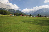 Village in Tirol — Stock Photo