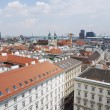 View Over Vienna — Stock Photo
