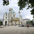 Karlskirche In Vienna — Stock Photo #13676497
