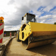 Road roller — Stock Photo #14683117