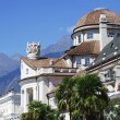Kurhaus in Meran — Stock Photo