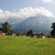 Stock Photo: Village in Tirol