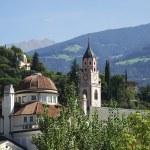 Meran in South Tyrol — Stock Photo #18616233