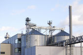 Chemical Plant — Stock Photo