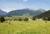 Village in Tirol — Stockfoto