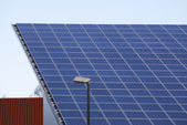 Solar Panels — Stock Photo