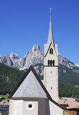 Église Alpine — Photo