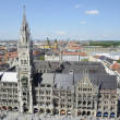 Marienplatz in Munich — Stock Photo #26194523