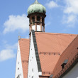 Abbey in Augsburg — Foto Stock