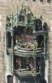 Munich Glockenspiel — Stock Photo