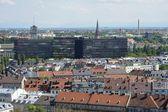 Munich Cityscape — Stock Photo