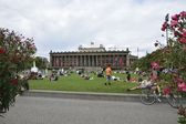 Park in Berlin — Stock Photo