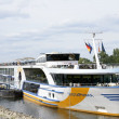Stock Photo: River Cruise Ship