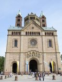 Cathedral of Speyer — Stock Photo