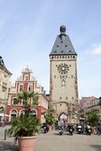 Picturesque old town of Speyer — Stock Photo