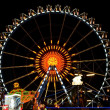 Big Wheel at Oktoberfest — Stock Photo
