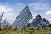 Güneş enerjisi — Stok fotoğraf
