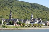 Rhine Valley — Stock Photo