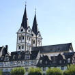 Boppard Church — Stock Photo