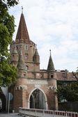 Porte de la ville d'ingolstadt — Photo