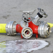 Firehose — Stock Photo
