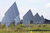 Solar Park — Stock Photo