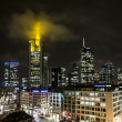 Frankfurt at Night — Stock Photo #37867913