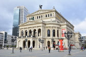 Frankfurt Opera House — Stock Photo
