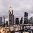 Stock Photo: Frankfurt Skyline