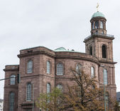 Paulskirche — Stock Photo