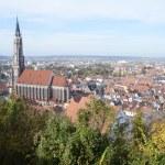 Landshut Cityscape — Stock Photo