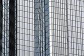 Fachada de rascacielos — Foto de Stock