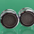 Faucet Aerators — Stock Photo #40361315
