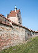 Trausnitz Castle — Φωτογραφία Αρχείου