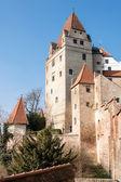 Burg trausnitz — Stockfoto